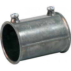 """Соединитель металлический e.industrial.pipe.connect.screw.1"""", на винтах """"E.NEXT"""" i0440003"""