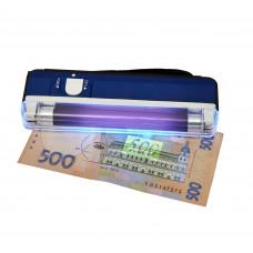 Детектор валюты MD-1 (4AA) синий DELUX 10008216