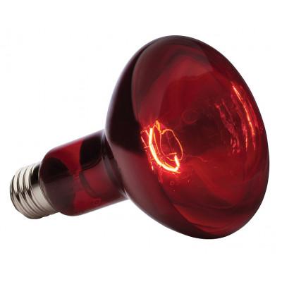 Лампа инфракрасная 250W E27 230V без обмена и проверки