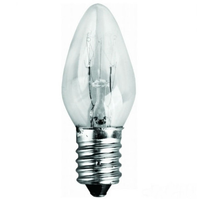 "Лампа для ночничков 10W Е10 ""LEMANSO"" C7"