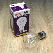 Лампа ELМ накаливания D90 300W E40 11-0002