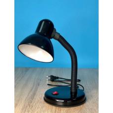 Настольная лампа обычная ( черная )