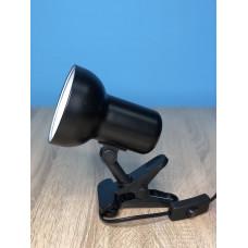 Настольный светильник IRIS-106/E27/черный Vіto Light