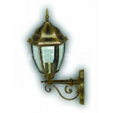 """Светильник садово-парковый 100W античное золото """"LEMANSO"""" PL6660"""