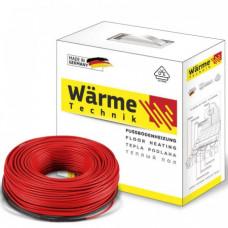 """Нагревательный кабель двухжильный тонкий 1050W - 70 м.п """"Wärme"""" 21053"""